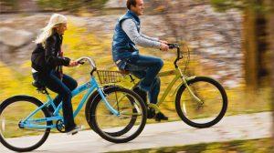 دوچرخهسواری و پیاده روی راهی برای سالم ماندن است