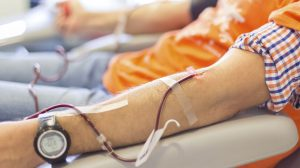 نقش تغذیه در اهدای خون