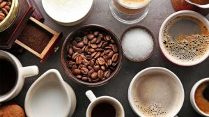 انواع قهوه و ترکیبات آن
