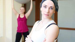 بازتوانی بیماران سرطانی به کمک ورزش