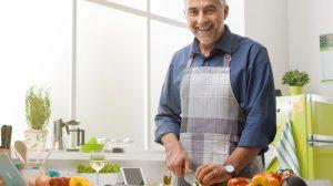 پیشگیری از سرطان پروستات با رژیم مدیترانه ای